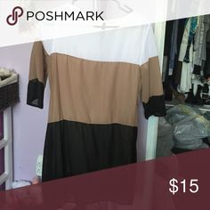 Multi colored dress Multi colored dress (worn once to horse races) Unsure Dresses Midi