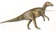Edmontosaurus... he sounds like a very distinguished dinosaur.