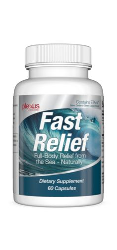 Fast Relief™ Capsules may help with discomfort due to an active lifestyle. Day after day, you may notice your discomfort becoming less and less. - See more at: http://michaelaprile.myplexusproducts.com/products/fast-relief-capsules#sthash.amQCpRxL.dpuf