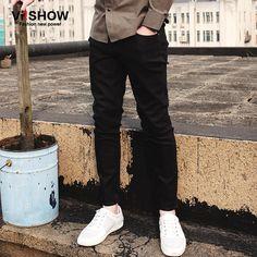 >> Click to Buy << Viishow 2016 new brand jeans men straight denim pants hot mens designer jeans famous brand business men trousers #Affiliate