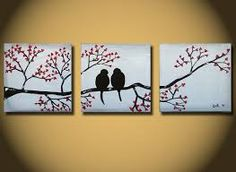 Image result for multi canvas paintings