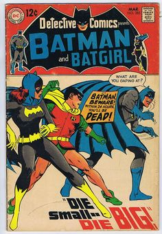 Detective Comics #385.  www.ephemeritor.com