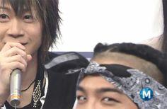 Big Bang: Big Bang's creeper, Taeyang everyone. XD [K-pop]