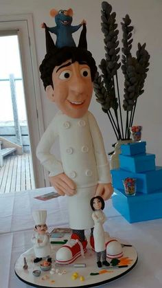 WOW !! Ratatouille Cake