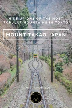 Mount Takao Japan – Hike up one of the most popular mountains in Tokyo - Reisen, sehen, essen Chiang Mai Thailand, Koh Lanta Thailand, Tokyo Japan Travel, Japan Travel Guide, Japan Trip, Japan Guide, Kyoto, Japon Tokyo, Day Trips From Tokyo