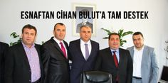 Esnaftan Cihan Bulut'a Tam Destek…   AK Parti Muratpaşa Belediye başkan adayı Cihan Bulut, esnaf temsilcileri ve şehrin ileri gelen esnafıyla bir araya geldi.