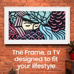 Choose from over 100 pieces of art on the Frame TV. From digital art to still life, you can match your art to any décor or style, no matter how often your taste changes.