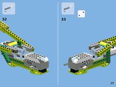 Lego Wedo, Lego Activities, Lego Robot, Super Robot, Monkey, Education, Climber, Mint, School Ideas