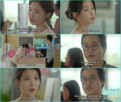 ji monk in the real world meet Har Soo and ask her name then told ancient meaning of her - Moon Lovers Scarlet Heart Ryeo - Episode 20 Finale (Eng Sub)
