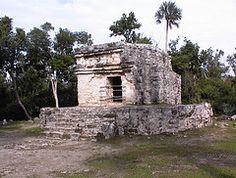 Mayan ruins, Cozumel