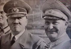 Why does Hitler look so upset? It's actually kind of funny: the Fuhrer's frown. Ww2 History, Time Pictures, Luftwaffe, Rare Photos, World War Two, Wwii, Germany, Inner Circle
