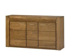 VELVET 45 cabinet SZYNAKA. Colour: oak rustical. Modern design. Minimalist style. Polish Szynaka Modern Furniture Store in London, United Kingdom #furniture #polish #szynaka #dresser #cabinet