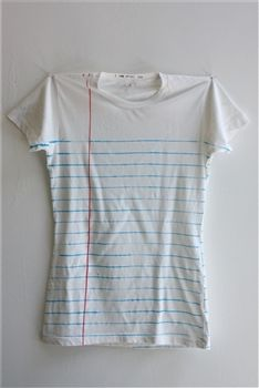 Would you wear this top? | Loose Leaf women's tops, designed 2010 classic by E for Effort