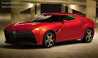 Alfa Romeo Montreal Concept