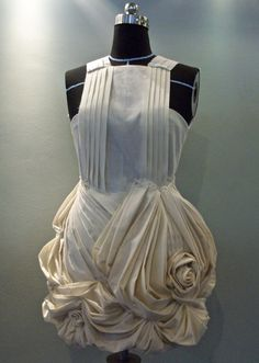 Flower Skirt,front view