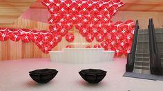 Umbrella Museum :  Lobby