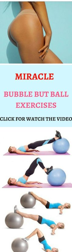 How To Get A Bigger Bum in 15 Minutes   Glute Exercises For Women