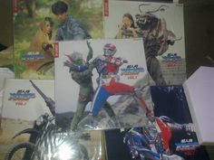 ld box - metalder - jaspion, changeman, tokusatsu
