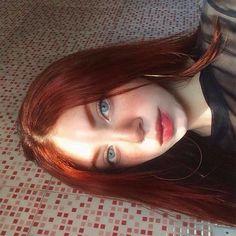 Dye My Hair, New Hair, Your Hair, Hair Inspo, Hair Inspiration, Alternative Makeup, Beautiful Red Hair, Redhead Girl, Red Hair Color