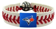 Toronto Blue Jays Classic Baseball Bracelet