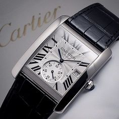 Cartier Tank MC Automatic
