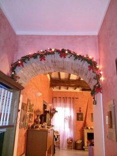 Addobbo natalizio in casa !!!