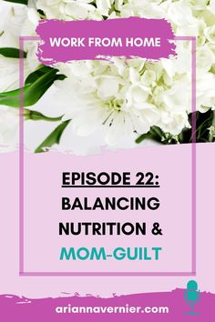 Becoming a work at home mom doesn't just have to be a dream. You can quit teaching for good and get started making money from home TODAY. On this episode of the Ditch the Classroom podcast, I brought on a special guest to teach you how to balance your nutrition and mom-guilt with your freelance/virtual assistant business. If you're ready to ditch the classroom for good, spend more time with your kids, and become a freelancer and/or virtual assistant while working from home, then this is for you.