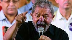 Lula ''Os policiais chegaram em casa, e reviraram tudo, eu fui tratado como bandido'' - Lamuca Notícias