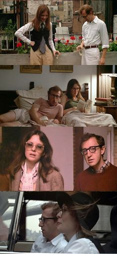 Just re-watched Annie Hall (1977) and so my obsession with her style has been renewed.