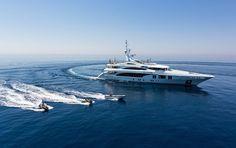 Yachtsxl.com Luxury Yacht Ocean Paradise