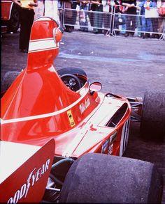 Niki Lauda's Formula One car