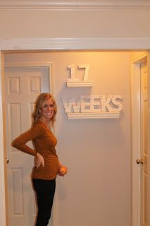 He Stole My Heart So I Stole His Last Name: 17 weeks - onion - Crossfit and pregnant