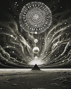 #fractal #fractalarte #sacredart #divine #iluminati #healing #sacrednature #fibonacci #creation #universe #tattoo #sacredpattern  #sacredgeometry #positivevibes #tomidegre #energy #esoteric #consciousness #connection #secret #artwork #dotwork #pinealeye #mandala #dope #trippy #thirdeye #deepdream #neural by fractalarte