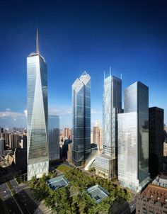 The future of the World Trade Center