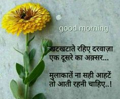 2019 Good Morning Images With Quotes In Hindi Shayari Photo Good Morning Babe Quotes, Gud Morning Images, Motivational Good Morning Quotes, Latest Good Morning Images, Good Morning Happy Sunday, Good Morning Post, Good Morning Picture, Positive Quotes, Fun Quotes