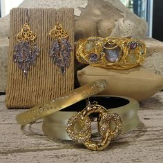 Alexis Bittar Jewelry - new summer 2013 teaser!