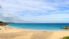 Sandy beach in Bermuda by adenisej25.deviantart.com on @DeviantArt