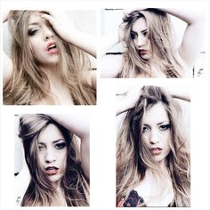 Charlotte Emily / lingerie / model / photoshoot / fashion