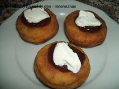 Bramborové vdolky - Naše Dobroty na každý den Cheesecake, Muffin, Cooking, Breakfast, Food, Kitchen, Morning Coffee, Cheesecakes, Essen