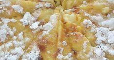 Υλικά : 1 Σφολιάτα  Κρέμα: 1 κιλό γάλα,  5 κουτ σούπας περίπου κάστερ πάουντερ η κορν φλάουερ,  1 βανίλια,  1 κούπα ζάχαρη (η όσο γλυκιά... Easter Recipes, Macaroni And Cheese, Sweets, Cooking, Ethnic Recipes, Food, Kitchen, Mac And Cheese, Gummi Candy