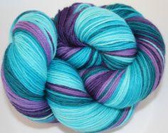 Sunday Brunch: Sock Gradient on Opulence MCN Sock Yarn