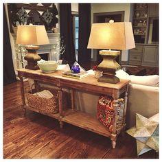 Lisgreen_home On Instagram World Market Everett Foyer Table Styled By Lisa  Green