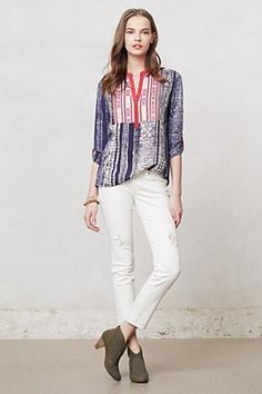 Tiny Ashbury Tunic | Anthropologie.eu