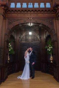 Glamorous Branford House Wedding