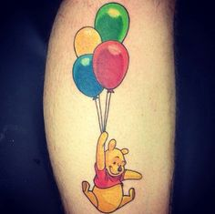 Whinny the pooh.