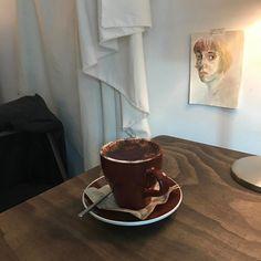 7월에 다시만나요 (@merry_minii) • Instagram photos and videos Fruit Yogurt, Sweet Pastries, Bubble Tea, Food Photo, Fresh Fruit, Asian Recipes, Tea Time, Cocoa, Cravings