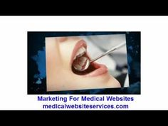 Medical Website Services promotes Doctors, Dentists and Health Care Professionals with Medical Video Marketing.