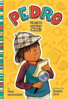 With a new clubhouse in his yard, Pedro decides to start a mystery-solving club. Will he and his friends find the clues to crack the case? A simple plot, Quiz Names, Hispanic American, Accelerated Reader, Mystery Stories, Budget Book, Early Readers, Chapter Books, Club, Book Authors