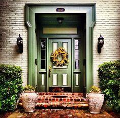 City Door, New Orleans Garden District