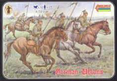 WWI German Uhlans